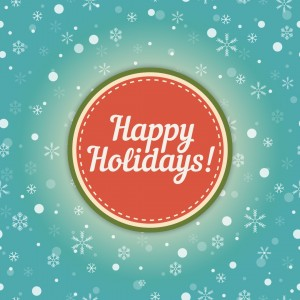 The Merriest of Holidays to You, from Dr. Elliott and Team!